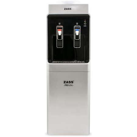 Dozator apa de podea Zass ZWD 09 CS 550W Negru / Argintiu