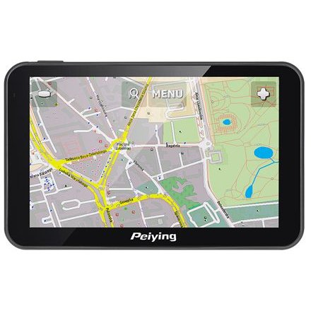 GPS 5 INCH 8 GB HARTI INCLUSE thumbnail