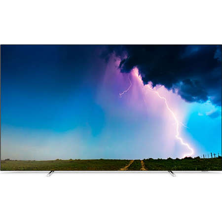 Televizor Philips OLED Smart TV 55OLED754/12 139cm Ultra HD 4K Black