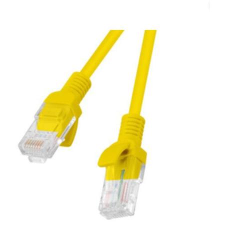 Cablu FTP Lanberg Patchcord RJ45 Cat 6 3 m Galben