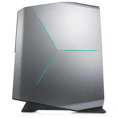 Sistem desktop Alienware Aurora R8 Intel Core i7-9700K 32GB DDR4 1TB HDD 512GB SSD nVidia GeForce RTX 2070 8GB Windows 10 Pro 3Yr NBD Black