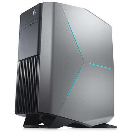Sistem desktop Alienware Aurora R8 Intel Core i7-9700K 64GB DDR4 1TB HDD 512GB SSD nVidia GeForce RTX 2080 OC 8GB Windows 10 Pro 3Yr NBD Black