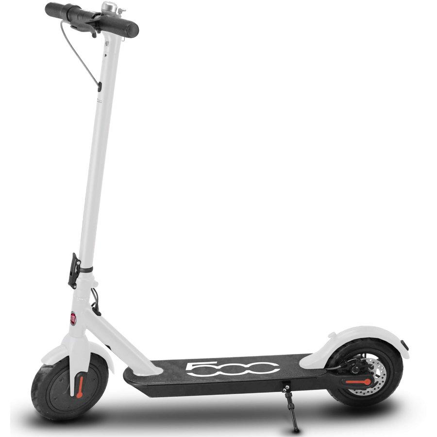 Trotineta electrica F500-F85W viteza 25 km roti 8.5 inch 250W White thumbnail