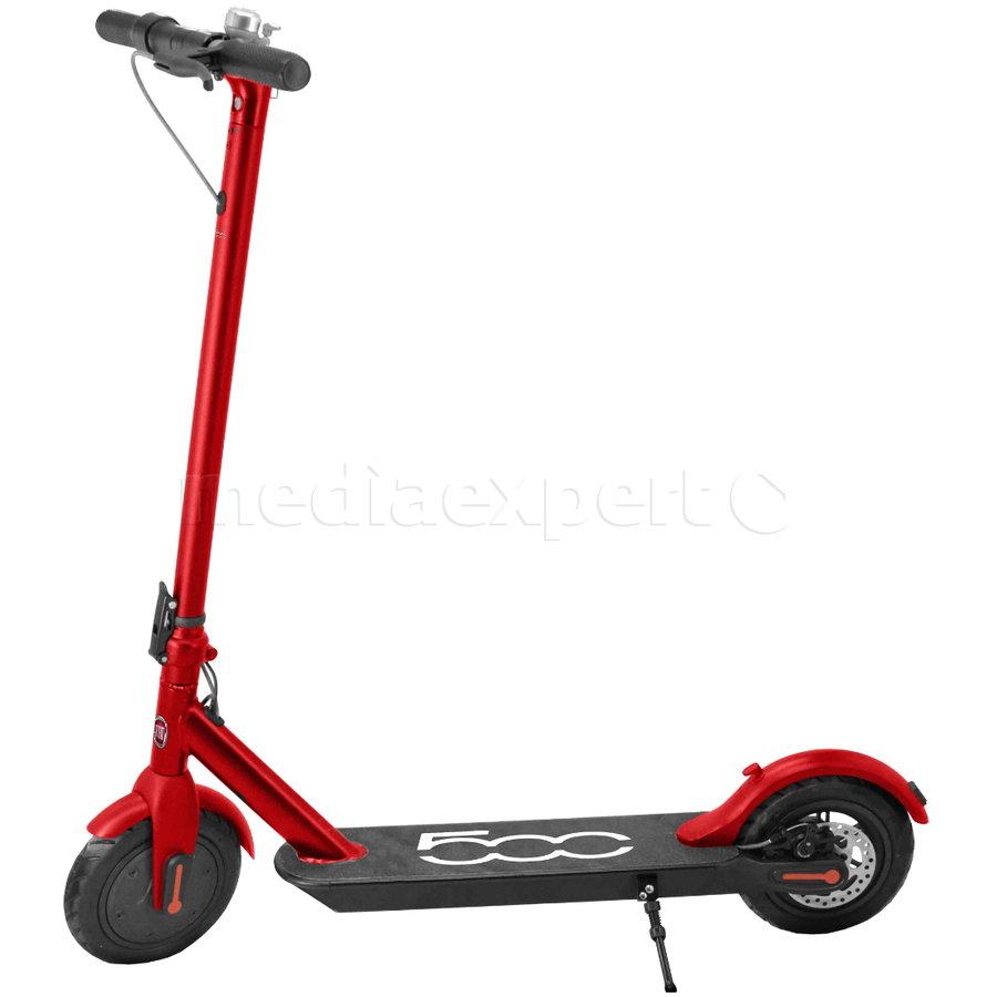 Trotineta electrica F500-F85R viteza 25 km roti 8.5 inch 250W Red thumbnail