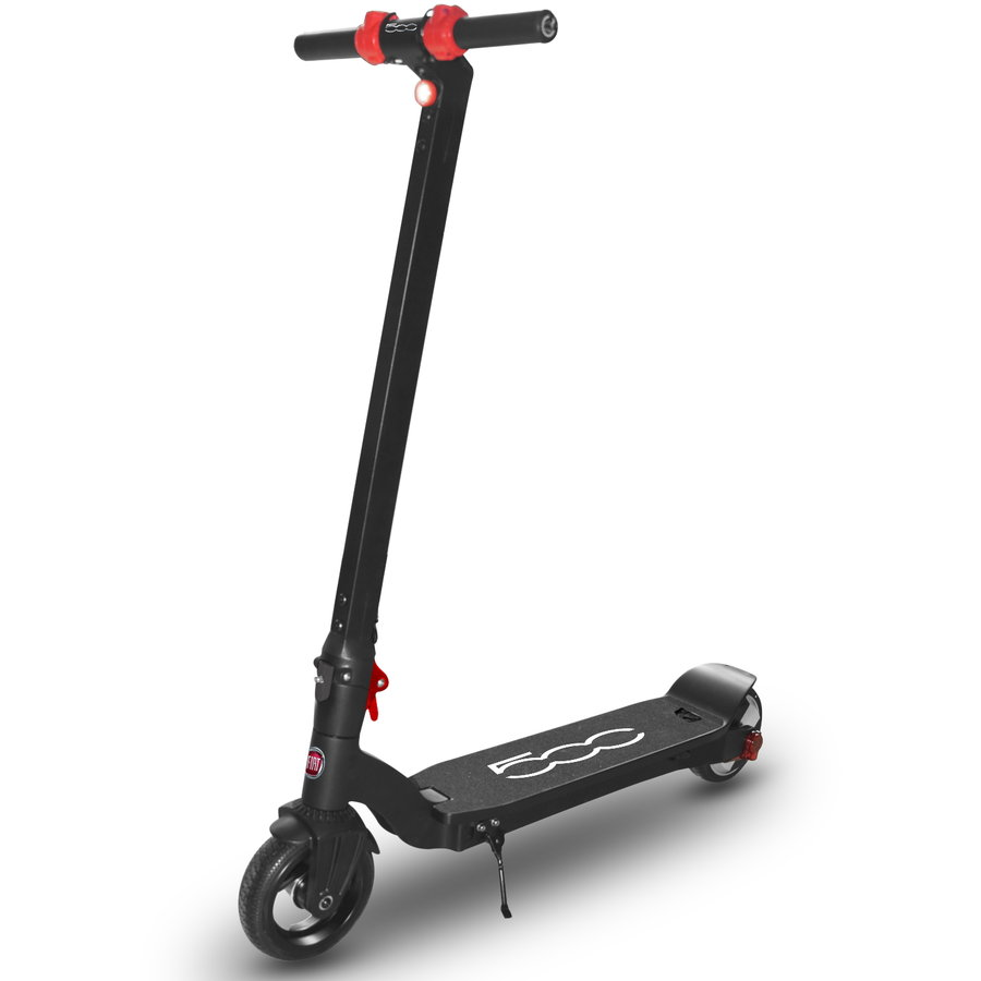 Trotineta electrica F500-F65K viteza 25 km roti 6.5 inch 250W Black thumbnail