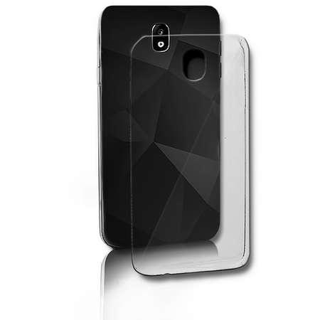 Husa Protectie Spate Qoltec Premium Hard Clear pentru Samsung Galaxy Xcover 4