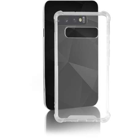 Husa Protectie Spate Qoltec Premium TPU Anti Shock pentru Samsung Galaxy S10 Plus