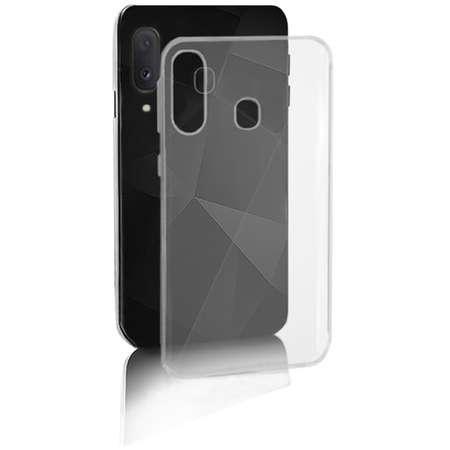 Husa Protectie Spate Qoltec Premium Hard Clear pentru Samsung Galaxy A20e