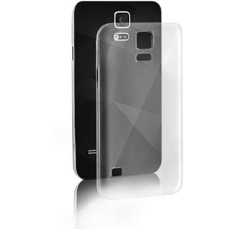 Husa Protectie Spate Qoltec Premium Silicon pentru Samsung Galaxy Core 4