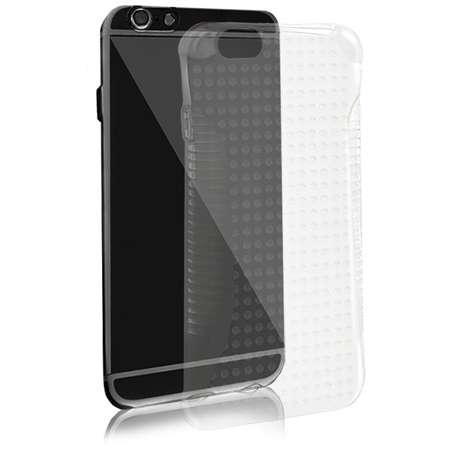 Husa Protectie Spate Qoltec Premium Silicon Anti Shock pentru Apple iPhone 6