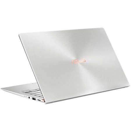 Laptop Asus ZenBook UX433FA-A5236R 14 inch FHD Intel Core i7-8565U 16GB DDR3 512GB SSD Windows 10 Pro Icicle Silver