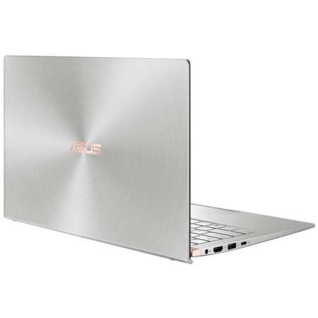 Laptop Asus ZenBook UX433FN-A5248 14 inch FHD Intel Core i7-8565U 8GB DDR3 256GB SSD nVidia GeForce MX150 2GB Icicle Silver