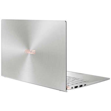 Laptop Asus ZenBook UX433FN-A5252 14 inch FHD Intel Core i7-8265U 16GB DDR3 1TB SSD nVidia GeForce MX150 2GB Icicle Silver