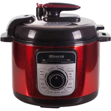 Multicooker Minerva Experience Experience J511 5 Litri 900W Rosu