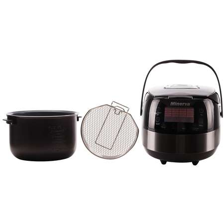 Multicooker Minerva Experience Experience M49 5 Litri 860W Negru