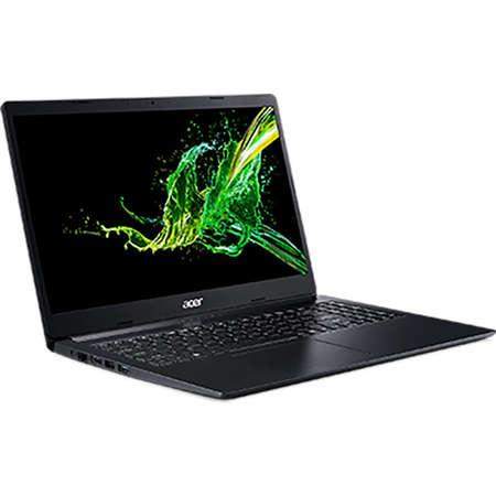 Laptop Acer Aspire 3 A315-34 15.6 inch FHD Intel Pentium Silver N5000 4GB DDR4 1TB HDD Linux Black