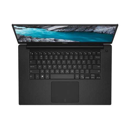 Laptop Dell XPS 7590 15.6 inch UHD Touch Intel Core i9-9980HK 32GB DDR4 1TB SSD nVidia GeForce GTX 1650 4GB Windows 10 Pro 3Yr NBD Silver