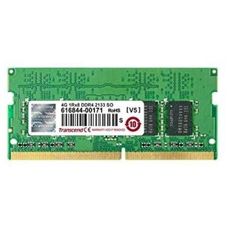Memorie laptop Transcend 4GB (1x4GB) DDR4 2133Mhz CL 15
