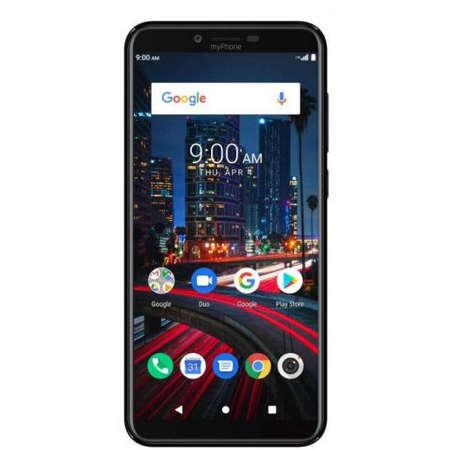 Smartphone MyPhone City 2 64GB 4GB RAM Dual Sim 4G Black