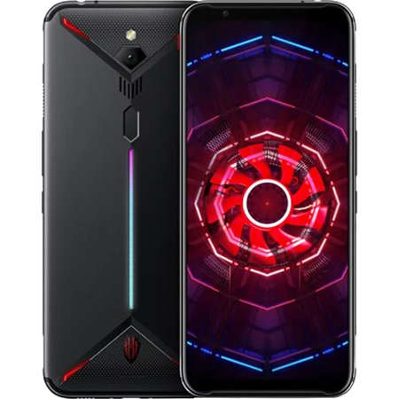 Smartphone ZTE Nubia Red Magic Mars 3 2019 NX629J 128GB 8GB RAM Dual Sim 4G Black