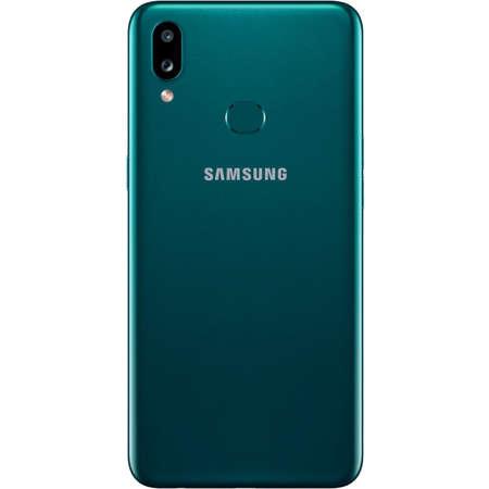 Smartphone Samsung Galaxy A10s A107FD 32GB 2GB RAM Dual Sim 4G Green