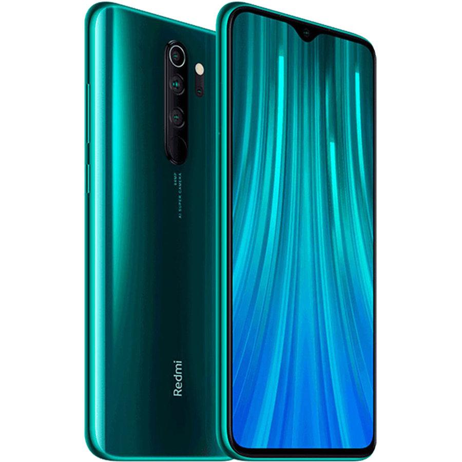 Smartphone Redmi Note 8 Pro 64GB 6GB RAM Dual Sim 4G Forest Green