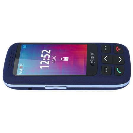 Telefon mobil MyPhone Halo S+ Blue