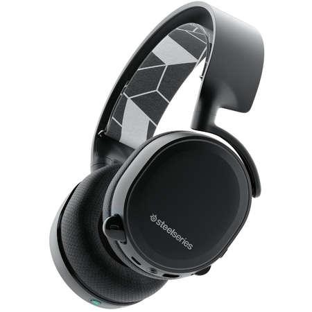 Casti SteelSeries Arctis 3 Bluetooth 2019 Edition Black