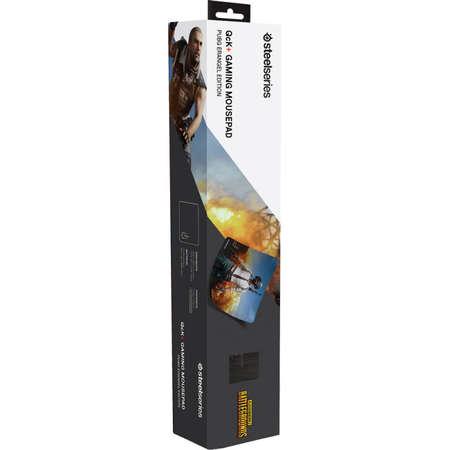 Mousepad SteelSeries QcK+ PUBG Erangel Edition