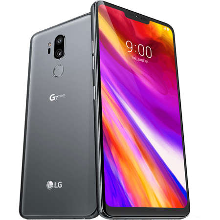 Smartphone LG G7 G710EMW 64GB 4GB RAM Dual Sim 4G Silver