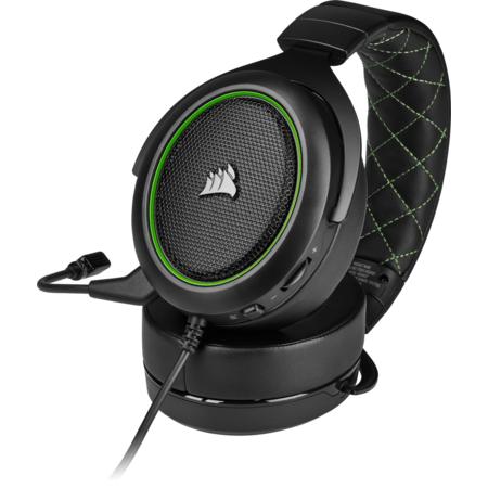 Casti Corsair HS50 Pro Green