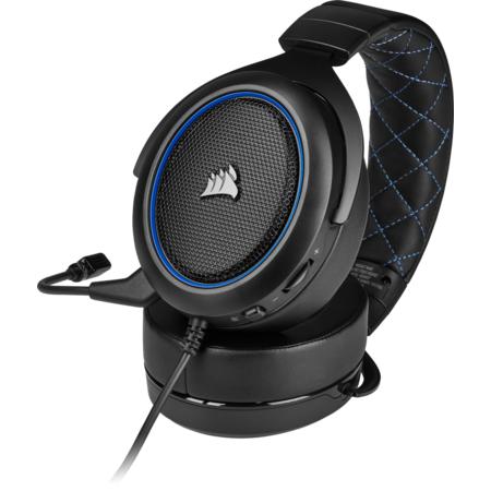 Casti Corsair HS50 Pro Blue