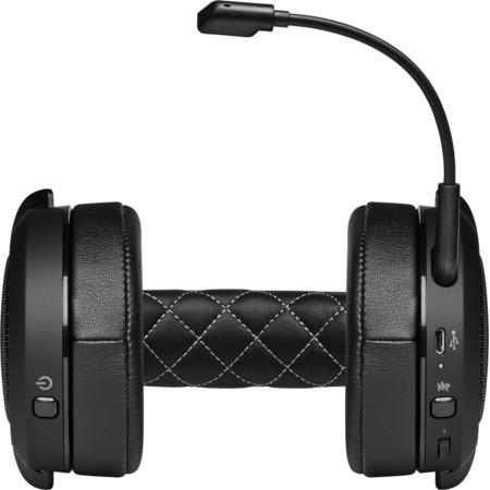 Casti Corsair HS70 Pro Wireless Carbon
