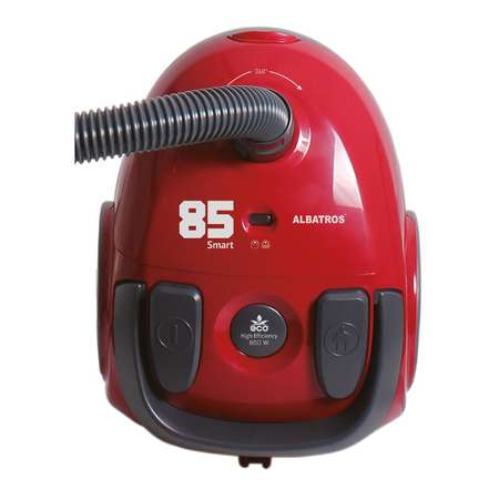Aspirator cu sac Albatros SMART 85 ECO RED 850W Rosu