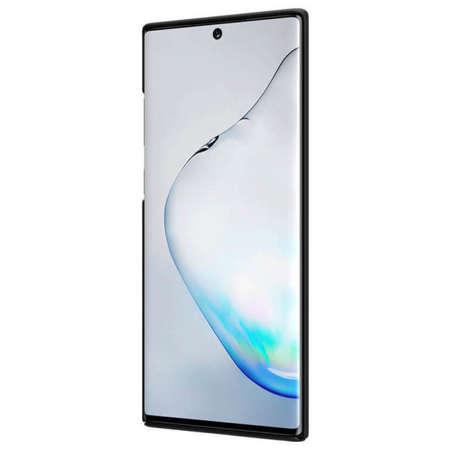 Husa Protectie Spate Nillkin Frosted pentru Samsung Note 10 Plus Negru