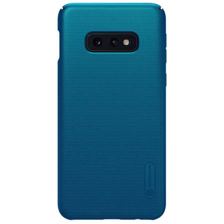 Husa Protectie Spate Nillkin Frosted pentru Samsung S10E Albastru