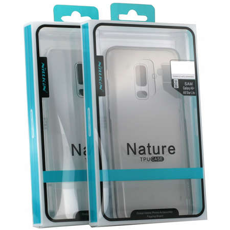 Husa Protectie Spate Nillkin Nature pentru Samsung Note 10 Transparent