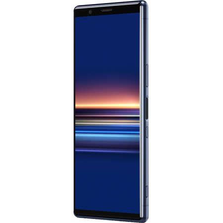 Smartphone Sony Xperia 5 J9210 128GB 6GB RAM Dual Sim 4G Blue