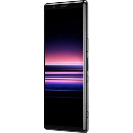 Smartphone Sony Xperia 5 J9210 128GB 6GB RAM Dual Sim 4G Black