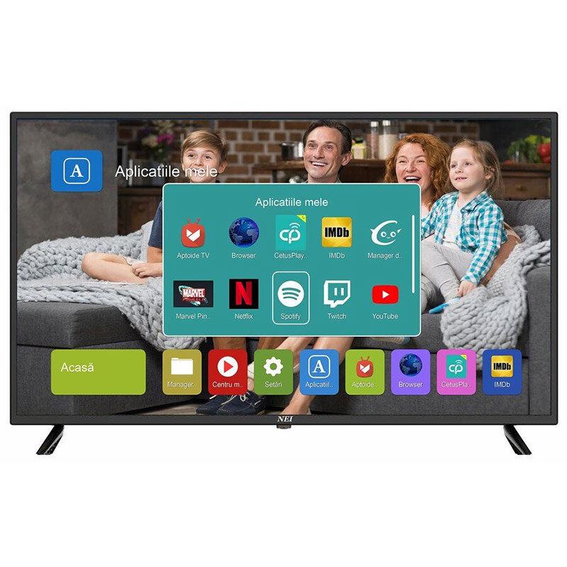 Televizor LED Smart TV 40NE5515 101cm Full HD Black