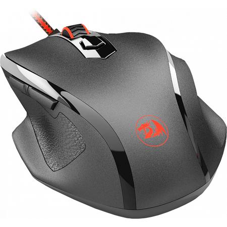 Mouse Gaming Redragon Tiger 2 Black