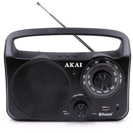 Radio PR-85BT Black