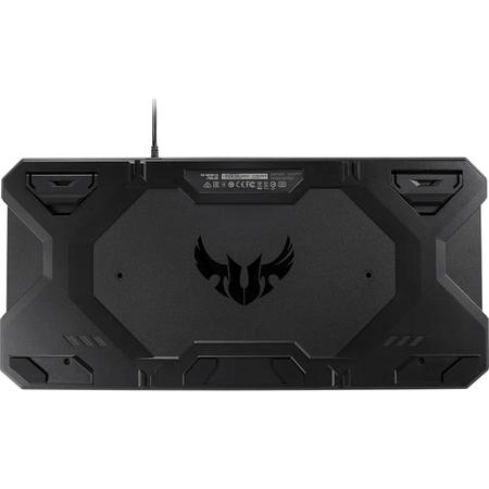 Tastatura Gaming Asus TUF K5 RGB Negru