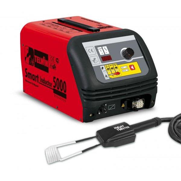 Aparat de incalzire prin inductie pentru tinichigerie SMART INDUCTOR 5000 TWISTER 200-240V+ACC