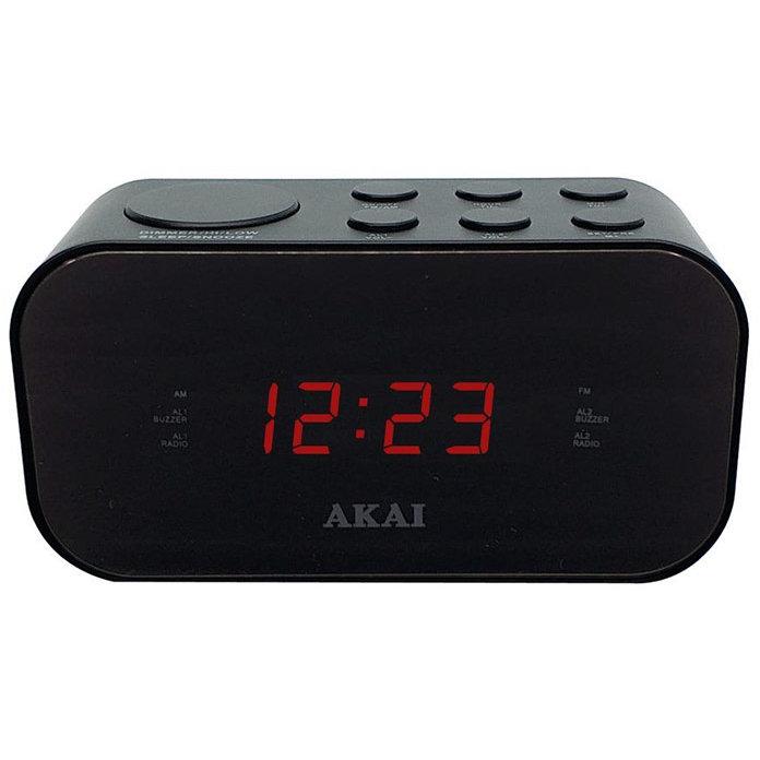 Ceas cu radio ACR-3088 Black