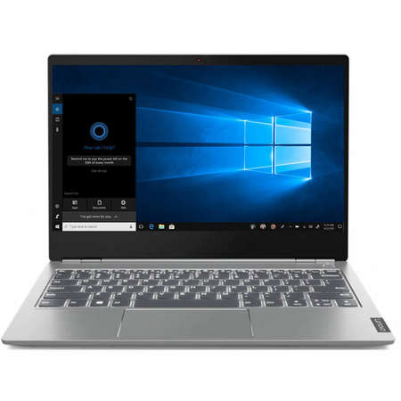 Laptop Lenovo ThinkBook 13s-IWL 13.3 inch FHD Intel Core i7-8565U 16GB DDR4 512GB SSD Windows 10 Pro Mineral Grey