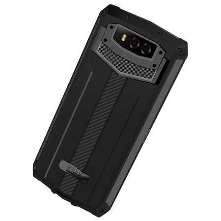 Telefon mobil iHunt TITAN P13000 PRO Dual SIM 4G Baterie 13000mAh FastCharge 30W Dual Camera SONY 16MP Certificare IP68 IP69K Android 9 Pie NFC Senzor Amprenta Negru