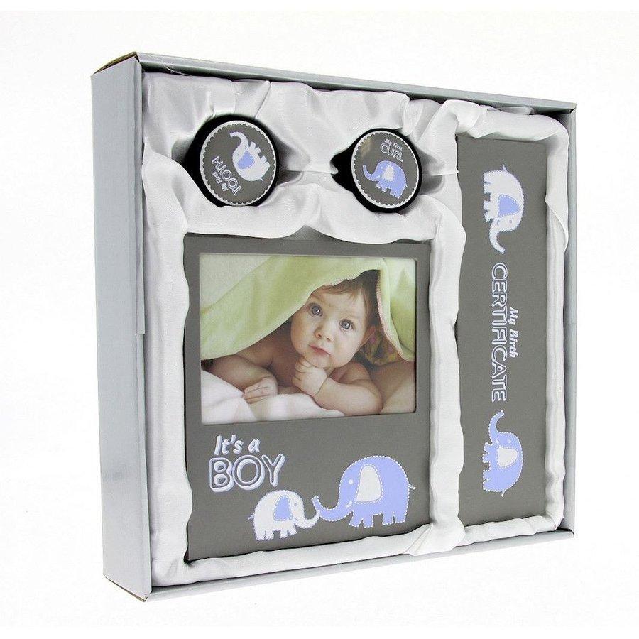 Rama foto baby evan format 10x15 Albastru thumbnail