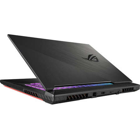 Laptop Asus ROG Strix G G531GT-BQ091 15.6 inch FHD Intel Core i5-9300H 8GB DDR4 256GB SSD nVidia GeForce GTX 1650 4GB Black
