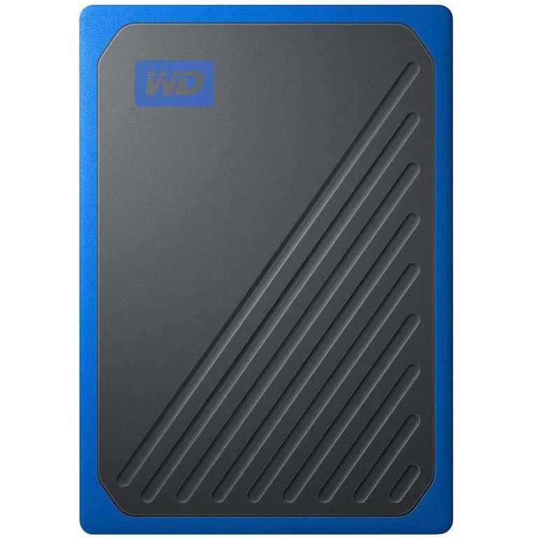 SSD Extern My Passport Go 1TB USB 3.0 Blue
